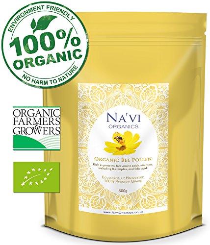 organic-certified-bee-pollen-loose-polifloral-500-grams