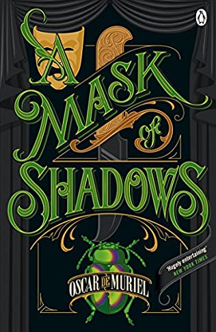 Image result for the mask of shadows book
