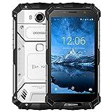 Telephone Portable Incassable, DOOGEE S60 Smartphone Debloqué 4G Double SIM IP68 Étanche Antichoc, Écran 5,2