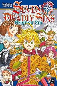 Seven Deadly Sins - Original Sin Edition simple One-shot