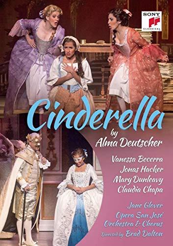 Alma Deutscher - Cinderella [Blu-ray]
