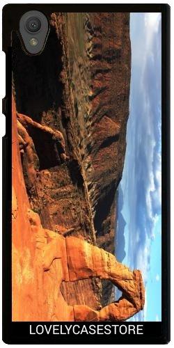 Hülle für Sony Xperia L1 - Grand Canyon Arizona USA USA Arid Wüste Klippe