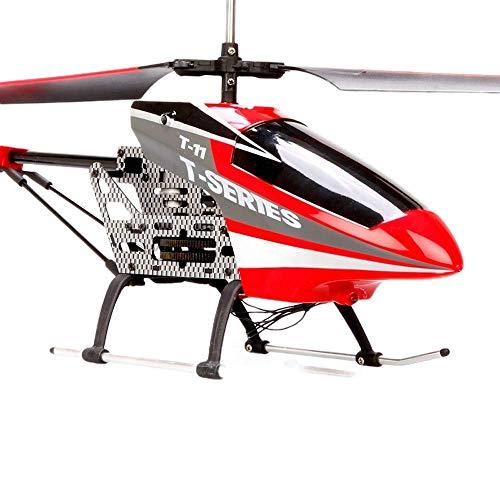IBalody Outdoor-Fallschutz 3,5-Kanal-Wireless Remote Flugzeug Flugzeug Outdoor-Metall-Gyro RC Kinder Elektro-Hubschrauber Modell Spielzeug for zusätzliche Stabilität Drohne Spielzeug