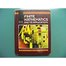 Finite Mathematics and Its Applications by Stanley J. Farlow (1993-10-01)