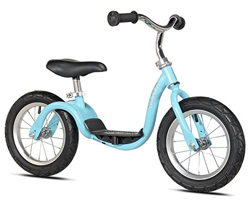 Kazam V2S kein Pedal Balance Bike, Unisex, Metallic Light Blue (Bike Strider Balance Blau)