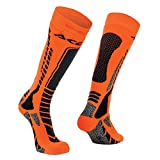 Acerbis Motocross Socken MX Pro schwarz/orange