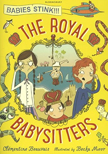 The Royal Babysitters (The Holy Moly Holiday)