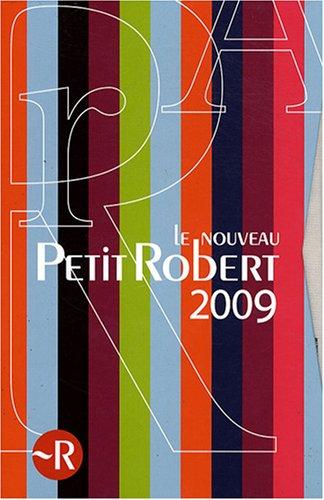 Le Nouveau Petit Robert ; Le Robert encyclopédique des noms propres : Coffret en 2 volumes par Josette Rey-Debove, Alain Rey, Collectif