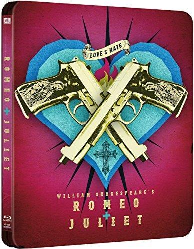 Romeo And Juliet Steelbook UK Exclusive Limited Edition Steelbook Blu-ray