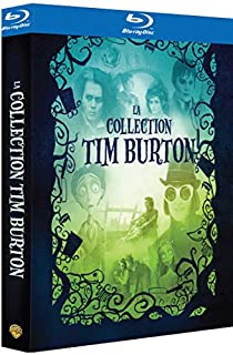 La Collection Tim Burton-Charlie et la chocolaterie + Les Noces funèbres + Sweeney Todd + Dark Shadows [Blu-Ray] (B00D4AXNAC) | Amazon price tracker / tracking, Amazon price history charts, Amazon price watches, Amazon price drop alerts