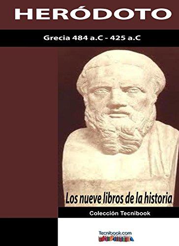 Los nueve libros de la historia eBook: Heródoto: Amazon.es: Tienda ...
