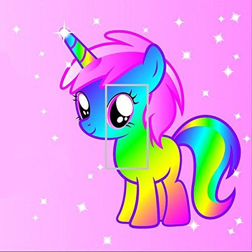 light-switch-cover-vinyl-sticker-skin-plate-number-1-rainbow-color-unicorn-stars-bird-owl-face-vinta