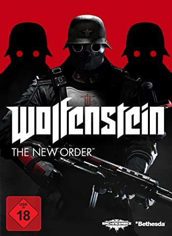 Wolfenstein: The New Order [PC Code -
