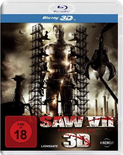 Saw VII - Vollendung [3D Blu-ray]