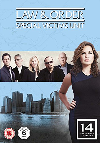 Law And Order Special Victims Unit - Series 14 (6 DVDs)
