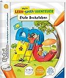 tiptoi® Erste Buchstaben (tiptoi® Mein Lern-Spiel-Abenteuer) - Eva Odersky