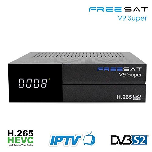 FREESAT V9 SUPER OFICIAL