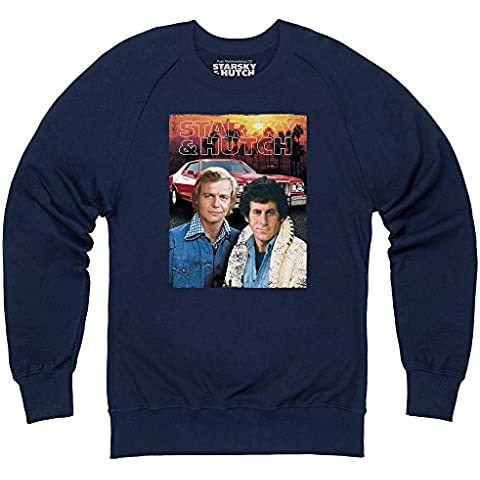 Official Starsky And Hutch Sunset Portrait, Uomo