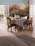 Komar Fototapete Rose Garden, 368 x 254 cm