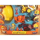 Bob the Builder Bob's Action Playset by Born To Play