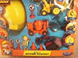 Enlarge toy image: Bob the Builder Bobs Action Playset
