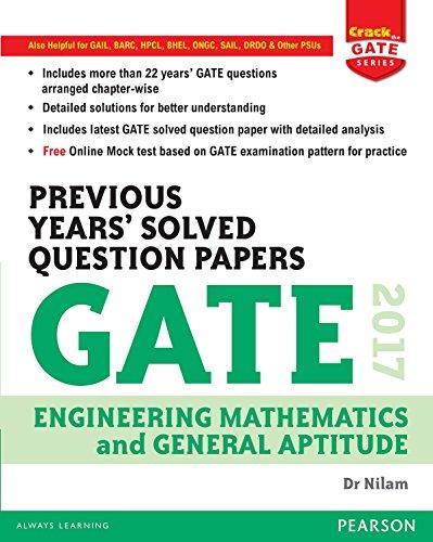 Gate Prev Yrs' EM & GA 2017