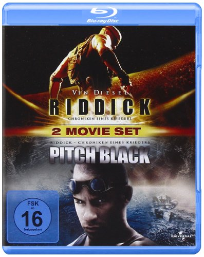 Riddick/Pitch Black [Blu-ray] Preisvergleich