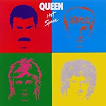 Hot Space (Lp) [Vinyl LP]