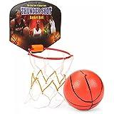 Ratna's Sporty Thunder Shot Basket Ball for Kids (Multicolour)