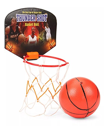 Ratna's Sporty Thunder Shot Basket Ball for Kids.