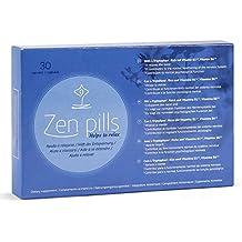 500cosmetics, Zen pills, cápsulas relajantes para controlar la ansiedad