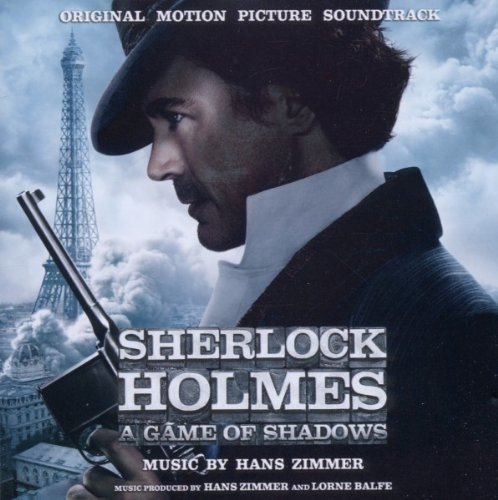 Sherlock Holmes: A Game of Shadows Sony Covert