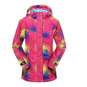 Dooret New Girls Youth Perrito Winter Ski Snowboard Beautiful Jacket Parka Coat