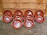 V.Arcos Cazuela barro red. 12cm