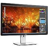 Dell P2415Q 23.8-Inch Ultra HD 4K LCD Monitor (2M:1, 300 cd/m2, 3840 x 2160, 8ms, DP/Mini DP/HDMI (MHL)/USB) - Black