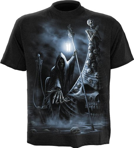 Live Now Pay Later T-shirt black - L - Spiral