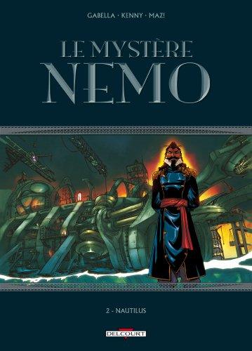 Mystère Némo T02 Nautilus