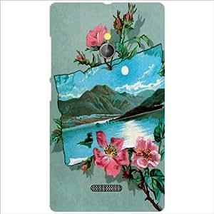 Nokia XL RM-1030/RM-1042 Back Cover Designer Hard Case Printed Cover