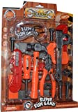 #4: Vibgyor Vibes™ Tool Set, Tool Kit for Kids and Toddlers with 18 Tools. Contents and Colour May Vary from Images