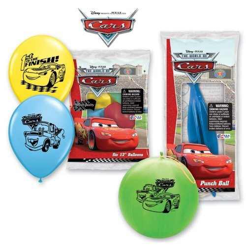 Disney Pixar World of Cars Six 12