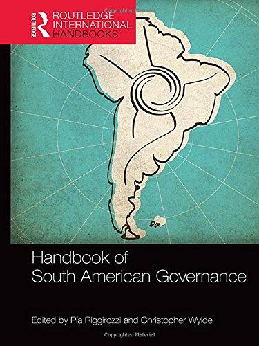 Handbook of South American Governance (Routledge International Handbooks)