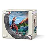Schleich 42215 - Spielzeugfigur - Carnotaurus und Giganotosaurus, klein