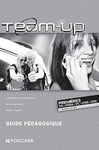 team-up-1re-bac-guide-pdagogique