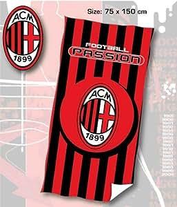 AC Milan drap de bain 1.50 x 0.75 m