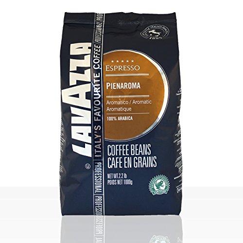 Lavazza Pienaroma Espresso - Whole Bean Coffee, 2.2-Pound Bag by Lavazza