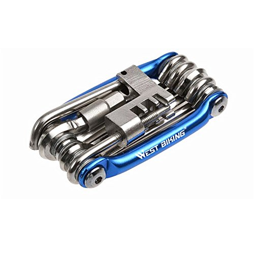 west-biking-stainless-steel-mini-multitools-bike-repair-tools-kit-11-in-1-multifunction-bicycle-tool