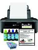 Dye Sublimation Kit - Epson WF-2010W printer with Dye Sublimation Accessory Kit