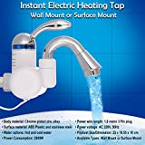 #1: Instant Electric Heating Tap - Wall Mount or Basin Mount.