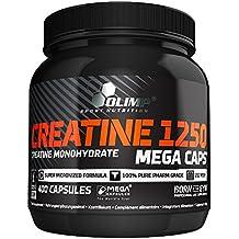 Olimp Sport Nutrition Creatine Mega Caps Creatina - 400 Cápsulas
