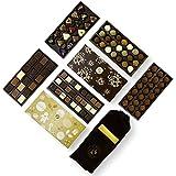 Coffret Cadeau Jeroboam de Noel - Assortiment de 137 pièces de Chocolat / 1180 grammes...